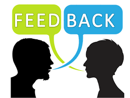 Giving someone feedback, whether personally or professionally is all about helping them get to the point where there is nothing that needs to be changed or perfected