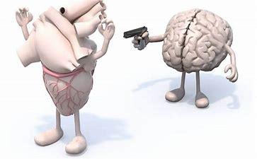 Image result for emotion or logic