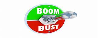 Image result for boom or bust